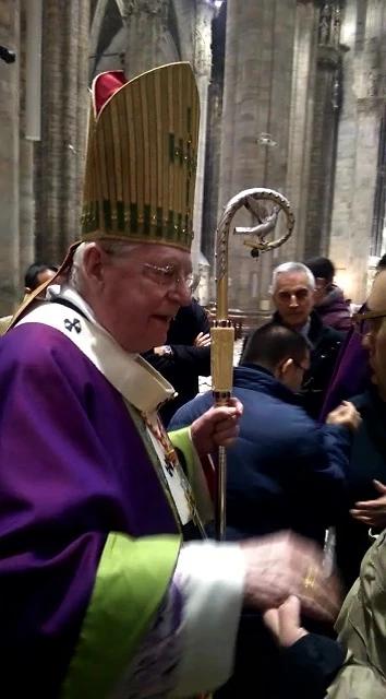 Domenica 27 novembre 2016 Duomo di Milano Terza domenica Avvento Ambrosiano